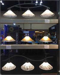 ランプ ビリヤードテーブル