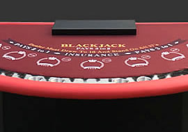 アミューズメントカジノテーブルオリジナルーオーダー制作事例