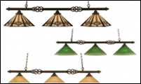 Eleganté(エレガント) ビリヤードテーブル ランプ